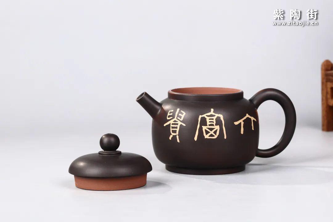 春节适合送礼的建水紫陶套装插图41