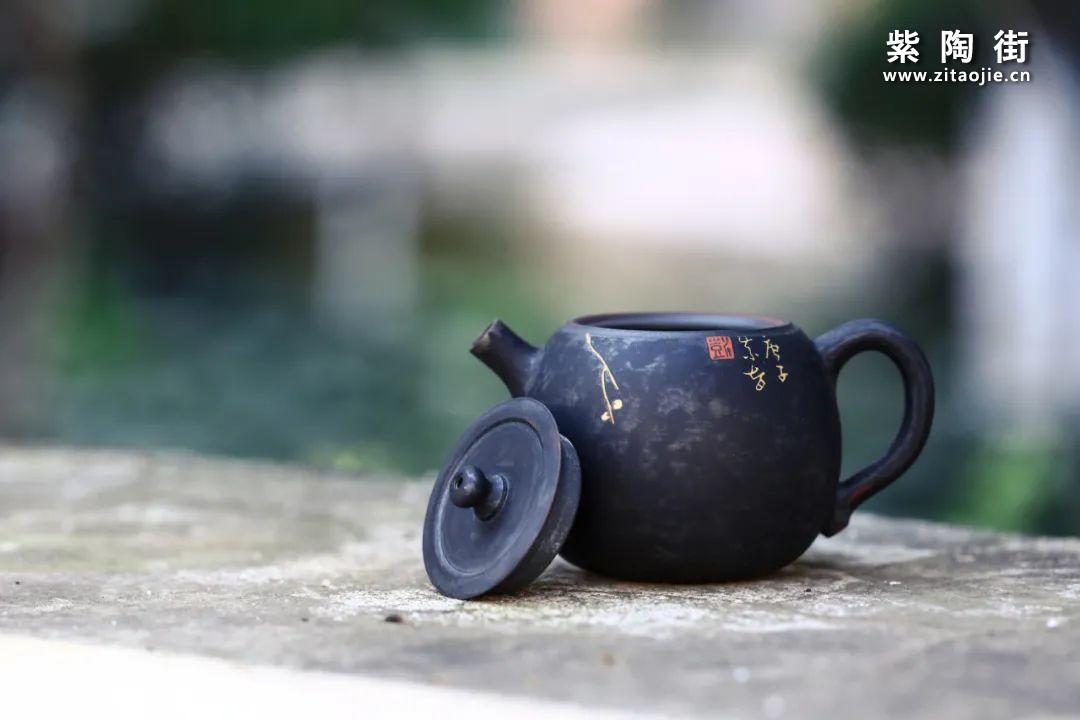建水彭崇智简介及紫陶作品欣赏插图18