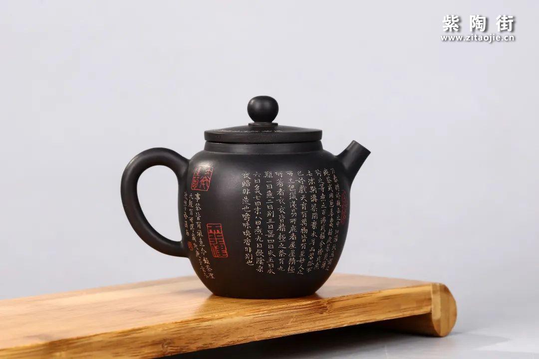 春节适合送礼的建水紫陶套装插图58