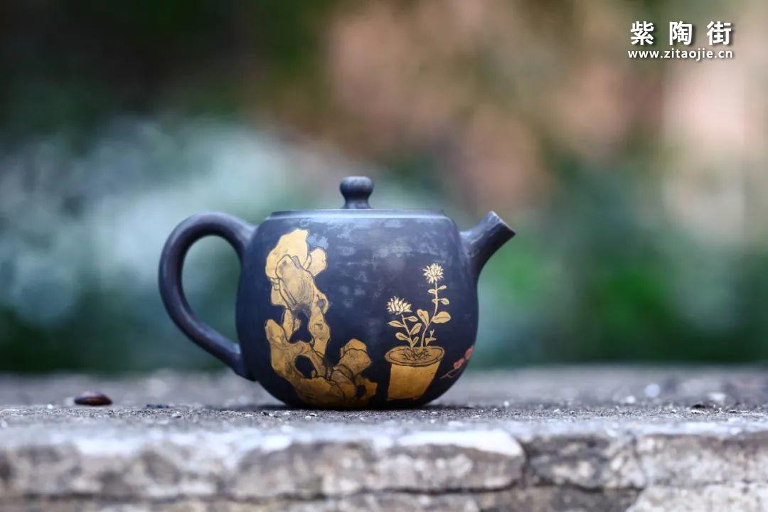 建水彭崇智简介及紫陶作品欣赏插图33