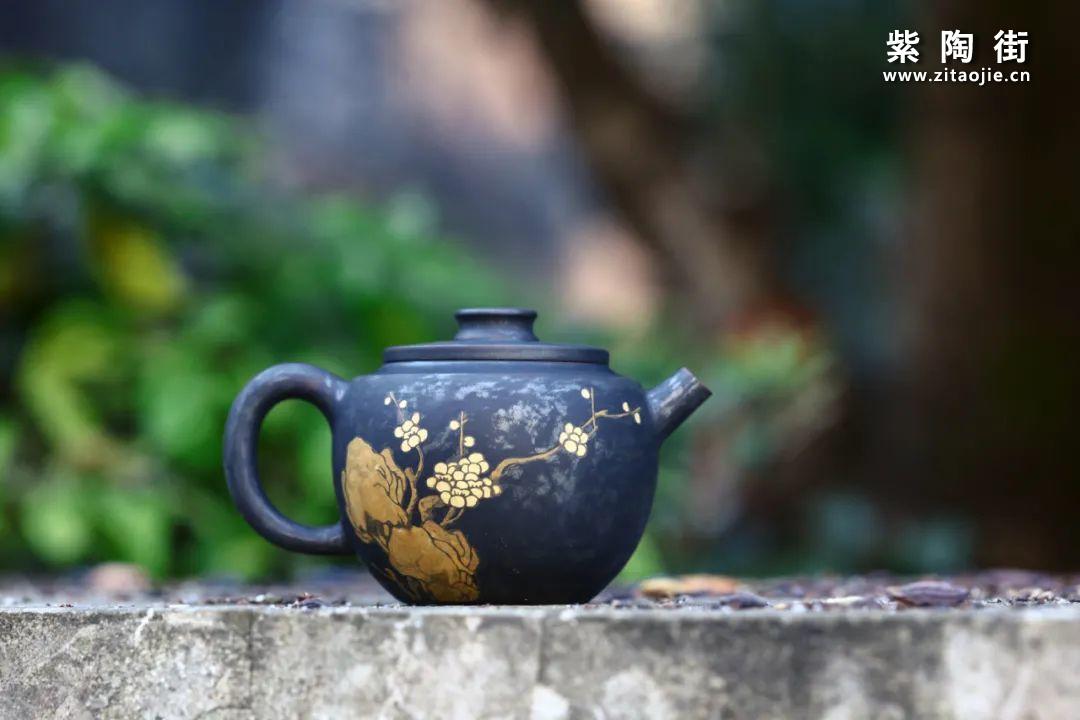 建水彭崇智简介及紫陶作品欣赏插图9