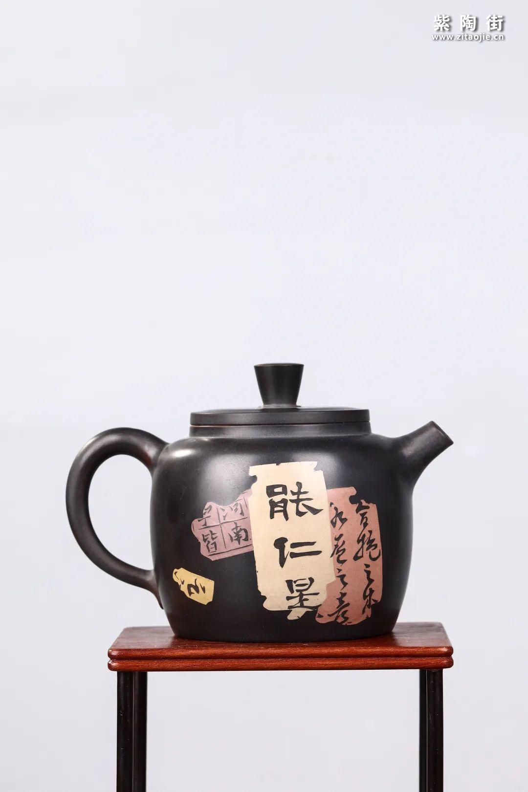 春节适合送礼的建水紫陶套装插图50