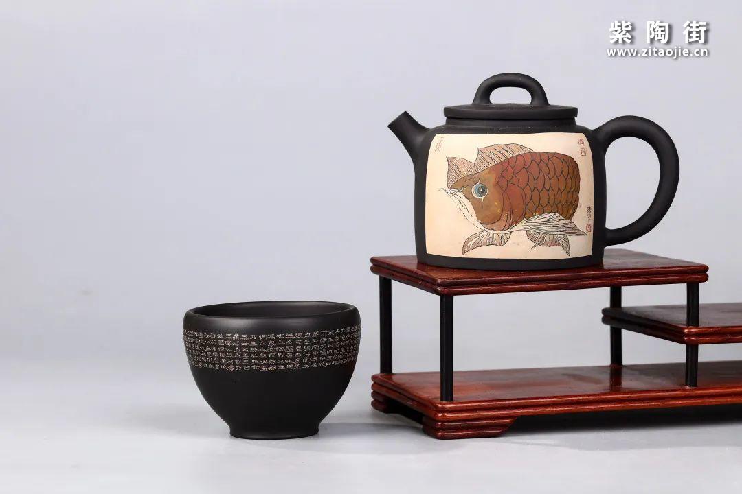 春节适合送礼的建水紫陶套装插图22