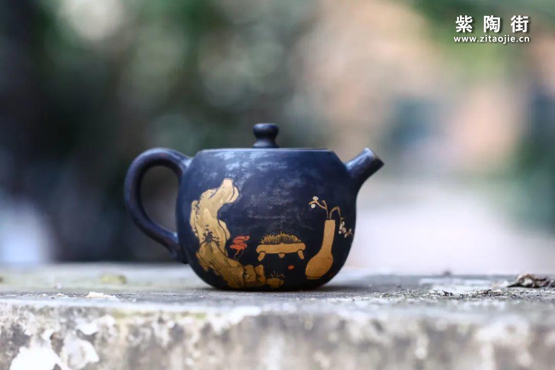 建水彭崇智简介及紫陶作品欣赏插图21
