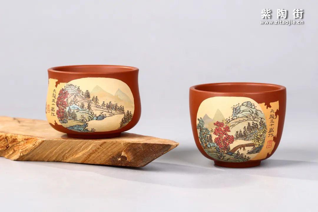 春节适合送礼的建水紫陶套装插图26