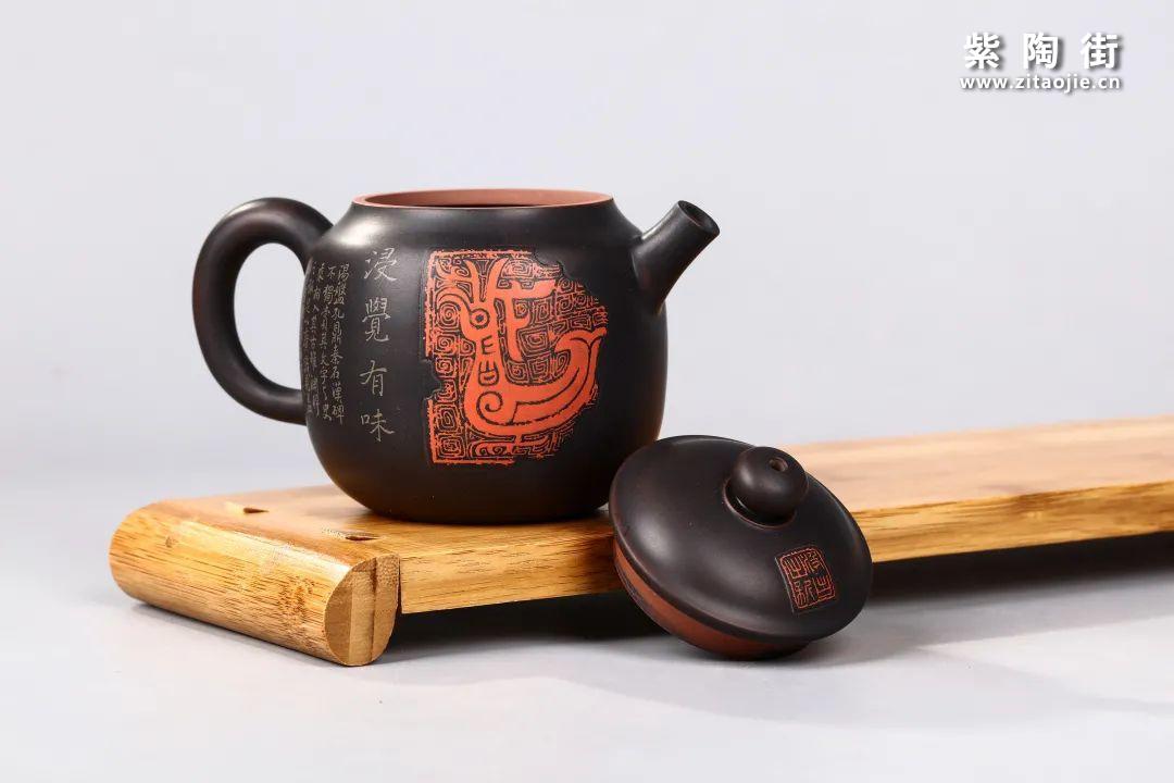 春节适合送礼的建水紫陶套装插图47