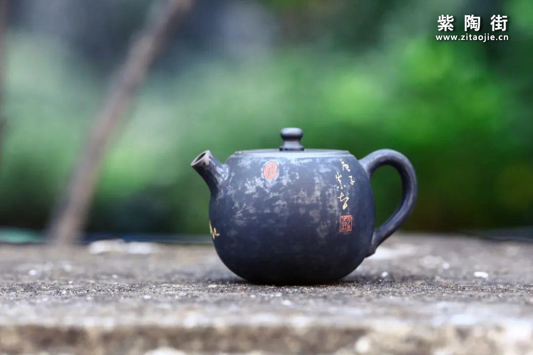 建水彭崇智简介及紫陶作品欣赏插图28