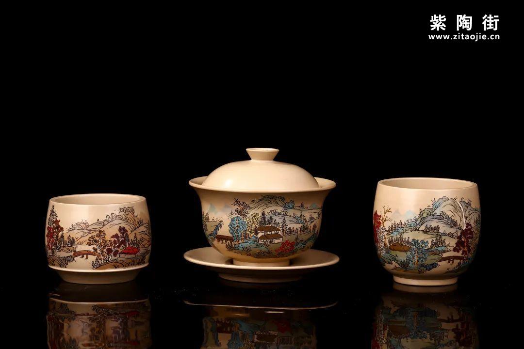 春节适合送礼的建水紫陶套装插图17