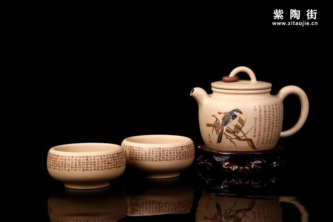 春节适合送礼的建水紫陶套装插图16