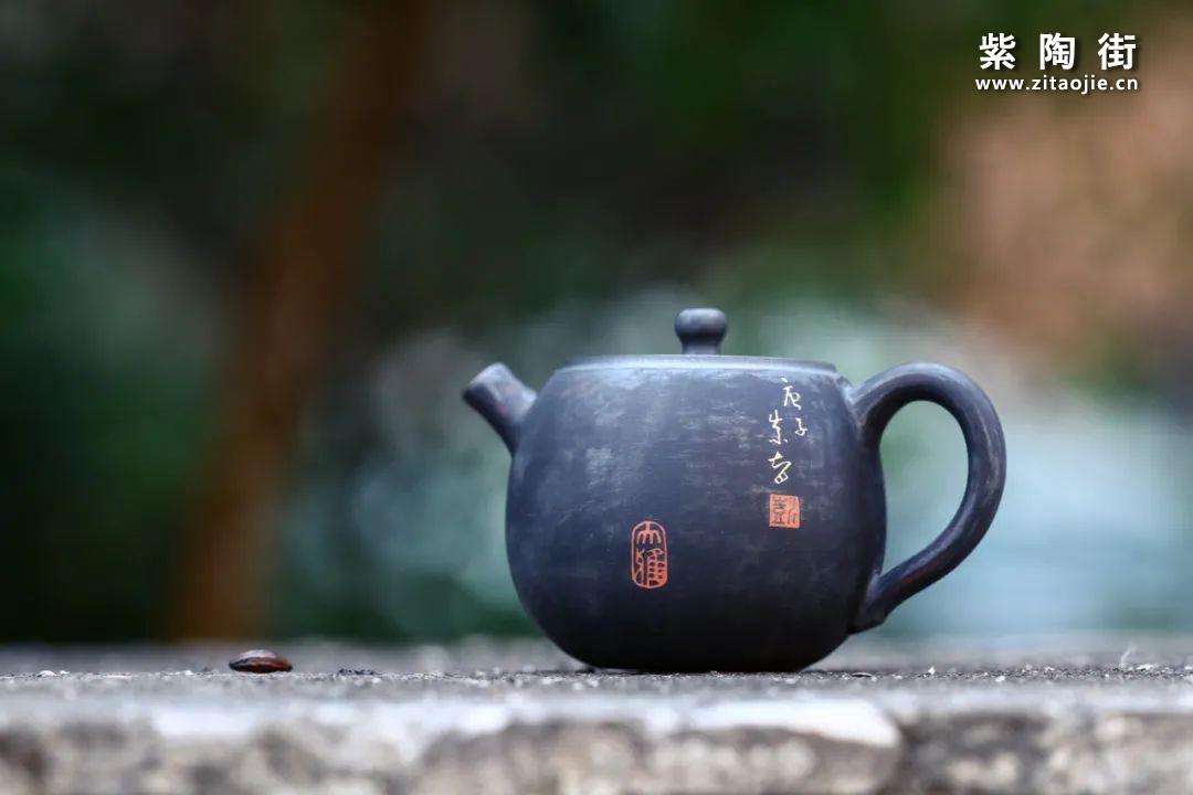 建水彭崇智简介及紫陶作品欣赏插图34