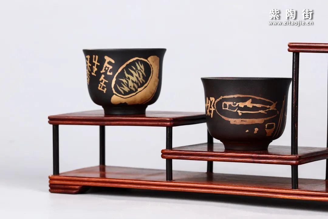 春节适合送礼的建水紫陶套装插图29