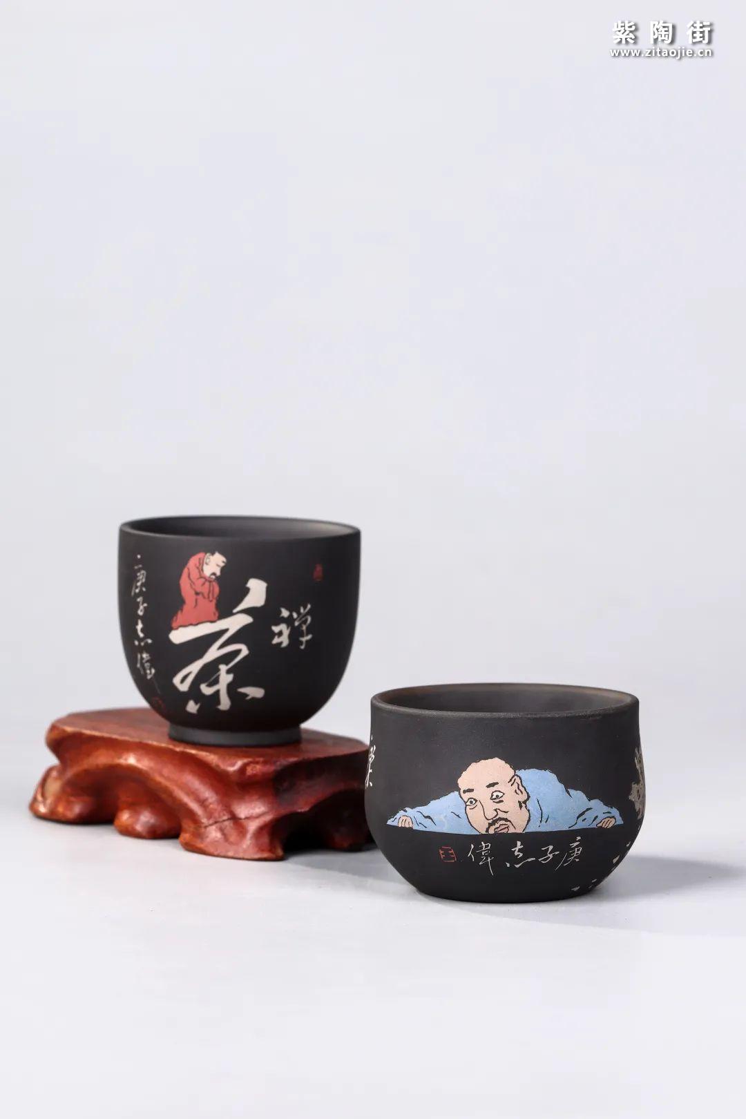 春节适合送礼的建水紫陶套装插图30