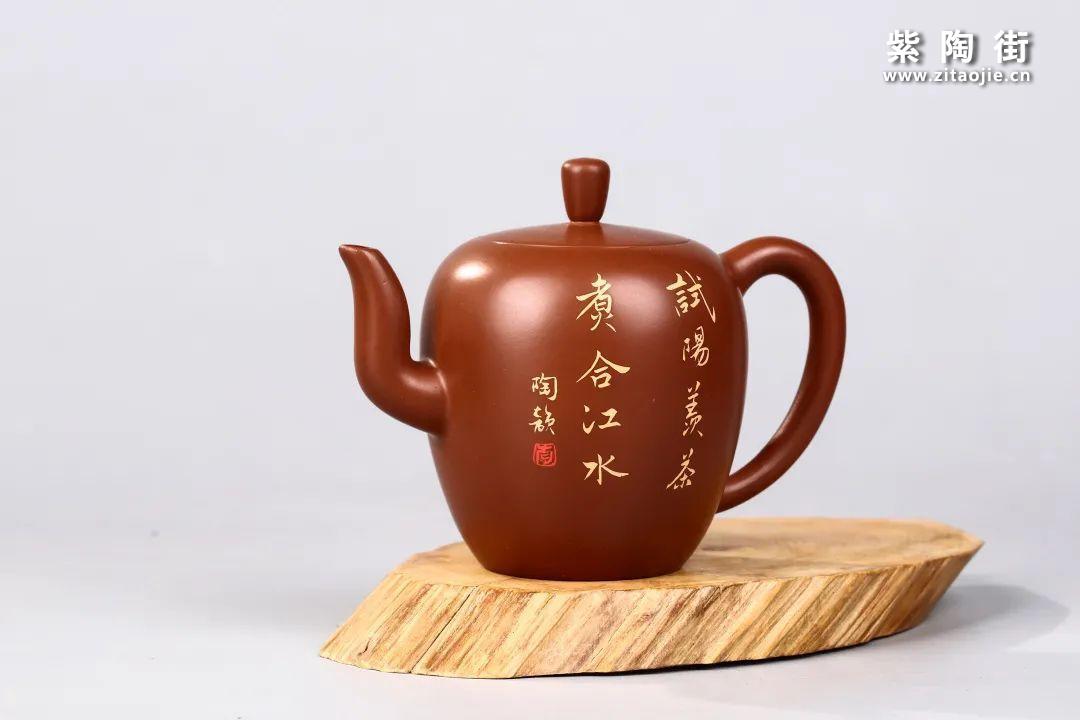 春节适合送礼的建水紫陶套装插图35