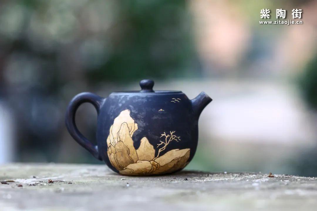 建水彭崇智简介及紫陶作品欣赏插图25