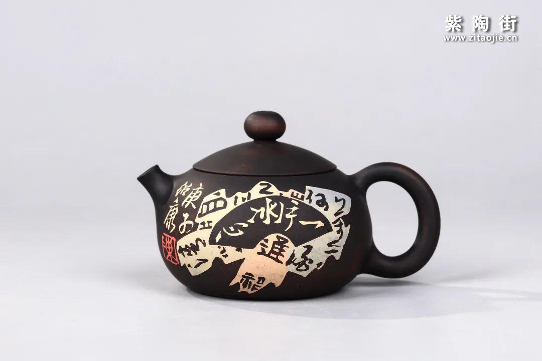 春节适合送礼的建水紫陶套装插图36
