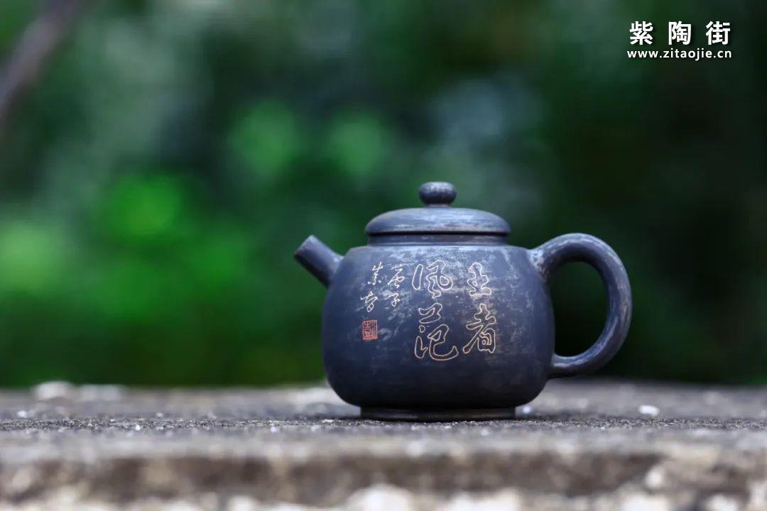 建水彭崇智简介及紫陶作品欣赏插图42