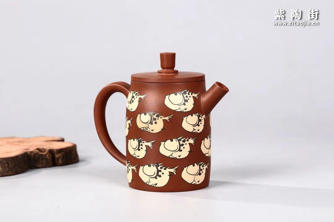 春节适合送礼的建水紫陶套装插图44