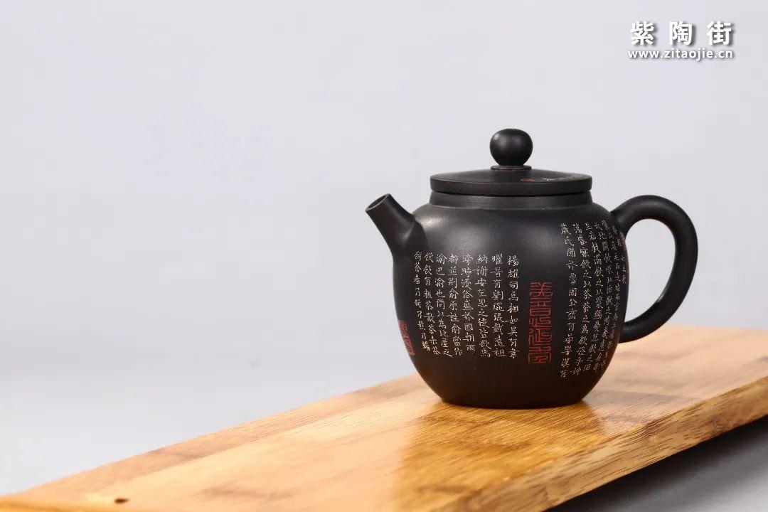 春节适合送礼的建水紫陶套装插图57
