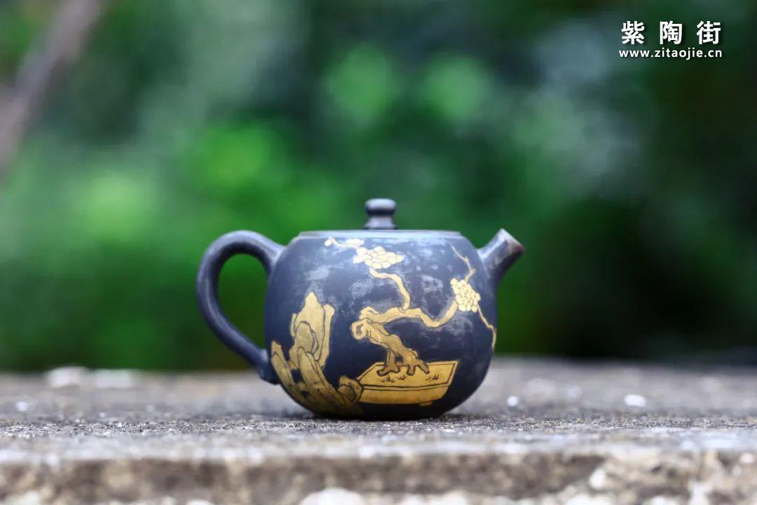 建水彭崇智简介及紫陶作品欣赏插图27
