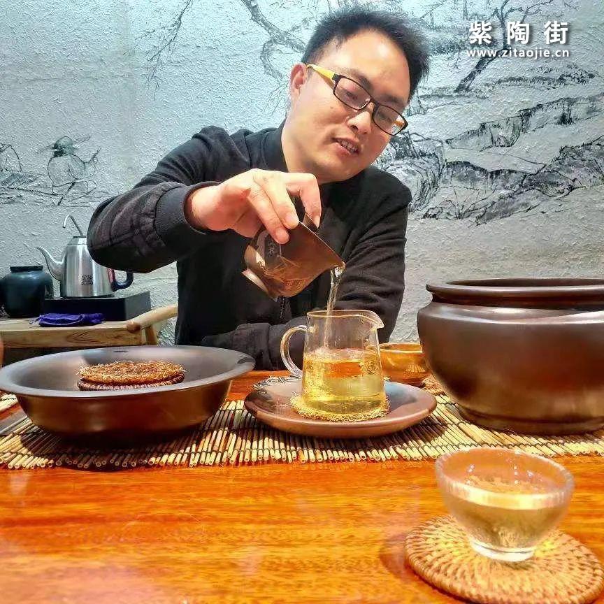 建水彭崇智简介及紫陶作品欣赏-紫陶街