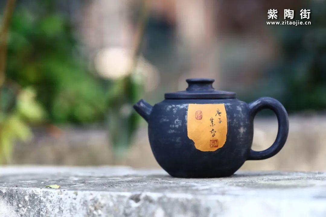 建水彭崇智简介及紫陶作品欣赏插图12