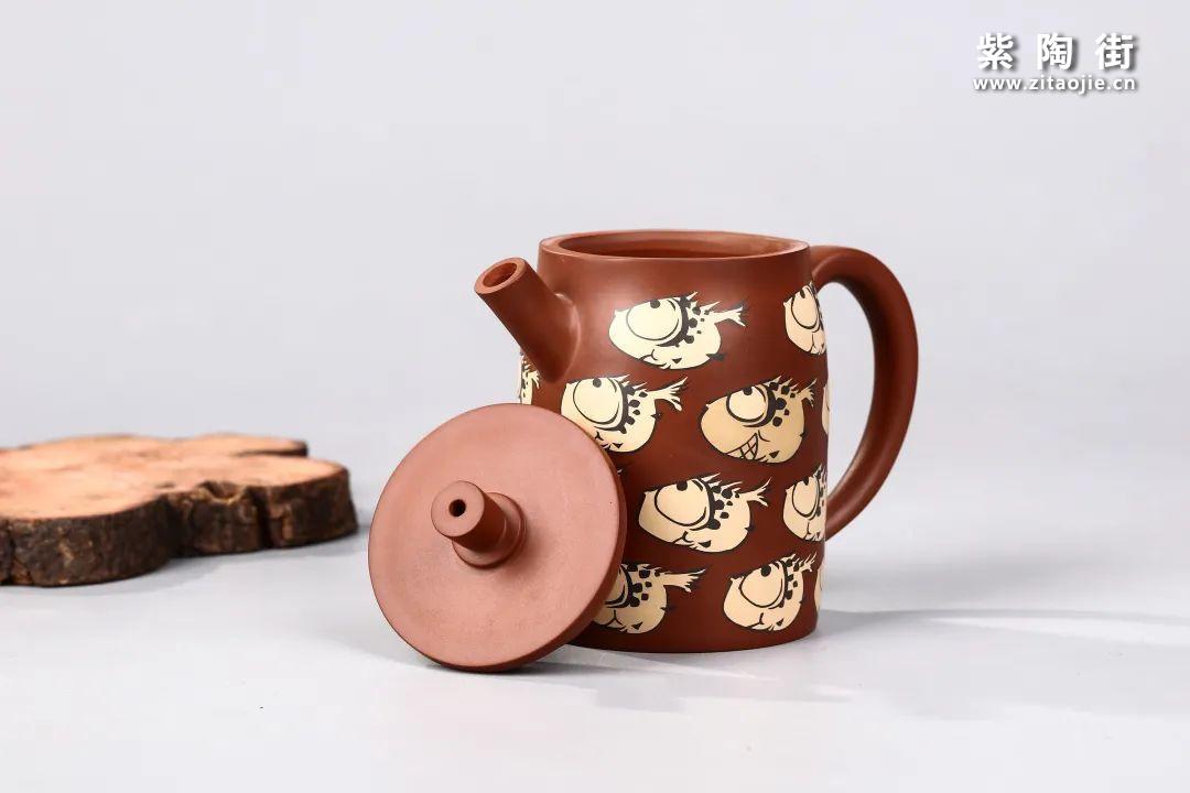 春节适合送礼的建水紫陶套装插图45