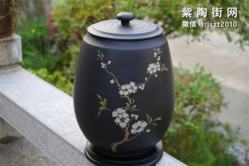 建水紫陶茶罐挑选哪些细节?插图26