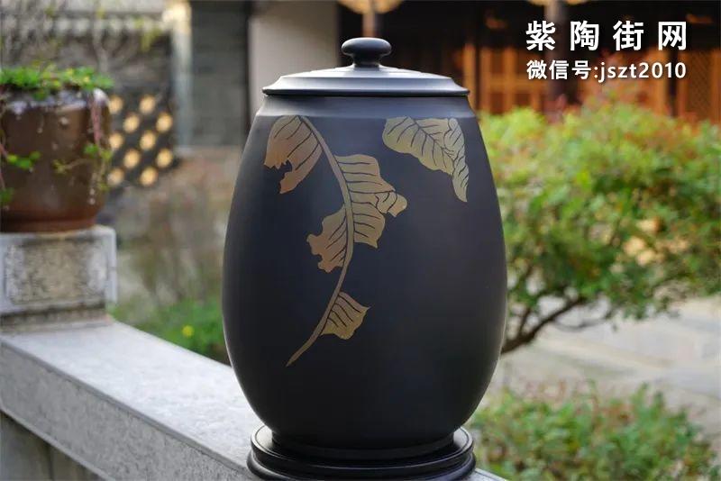 建水紫陶茶罐挑选哪些细节?插图1