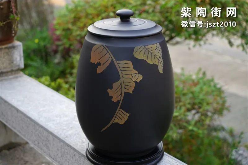 建水紫陶茶罐挑选哪些细节?插图22