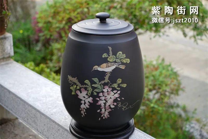 建水紫陶茶罐挑选哪些细节?插图17