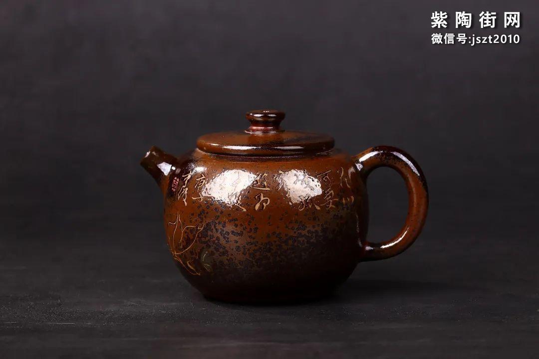 建水李俊紫陶作品插图28