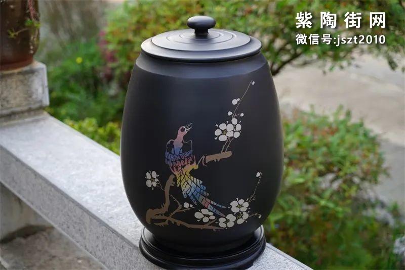 建水紫陶茶罐挑选哪些细节?插图23
