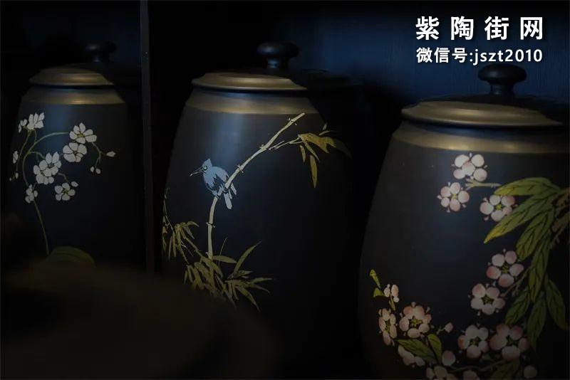 建水紫陶茶罐挑选哪些细节?插图2