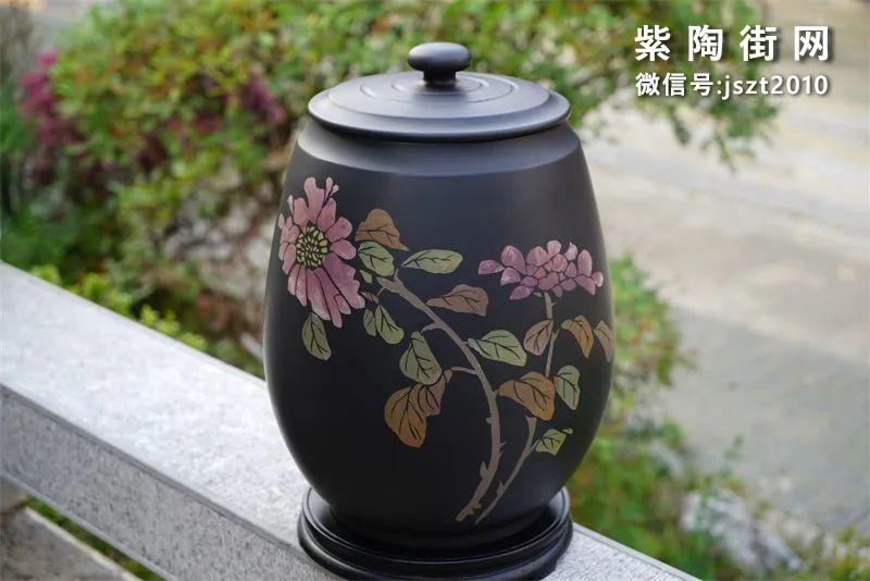 建水紫陶茶罐挑选哪些细节?插图18