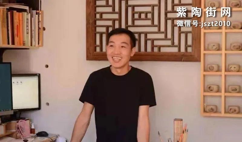 潘伟臣传统砂石打磨紫陶壶系列-紫陶街