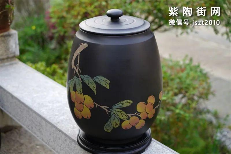 建水紫陶茶罐挑选哪些细节?插图19
