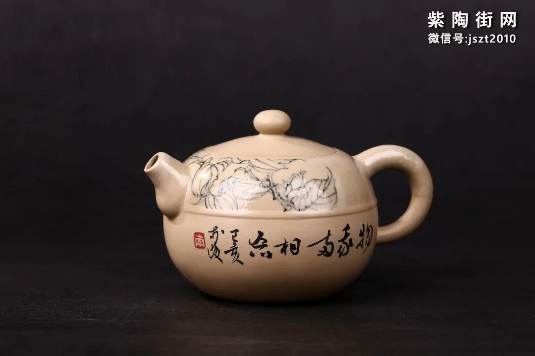 建水李俊紫陶作品插图6