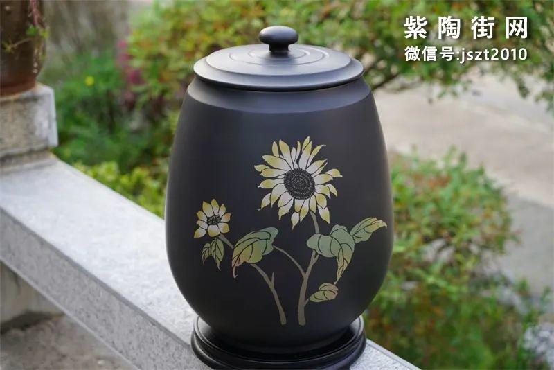 建水紫陶茶罐挑选哪些细节?插图25