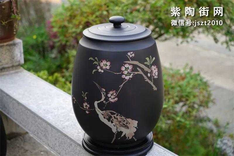 建水紫陶茶罐挑选哪些细节?插图20