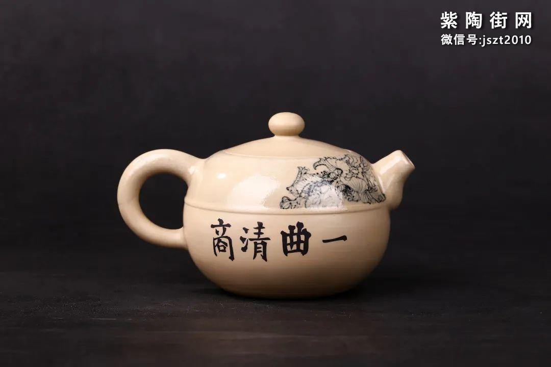 建水李俊紫陶作品插图5