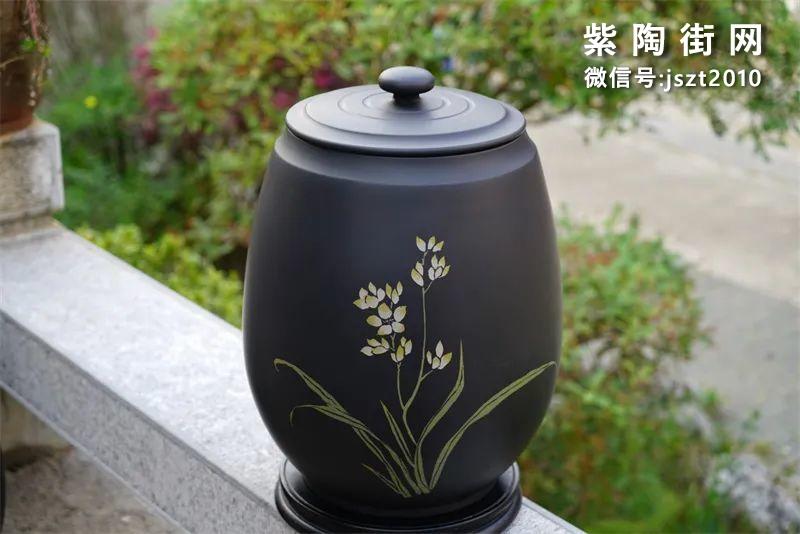 建水紫陶茶罐挑选哪些细节?插图16