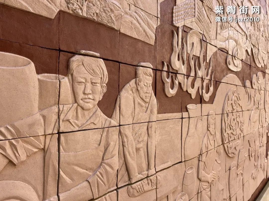 建水紫陶博物馆浮雕墙内容介绍插图8