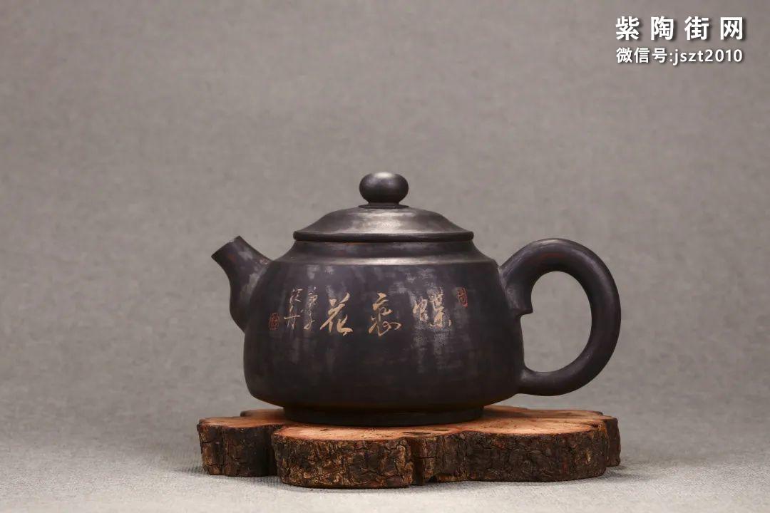 舒泛舟紫陶壶作品欣赏插图18