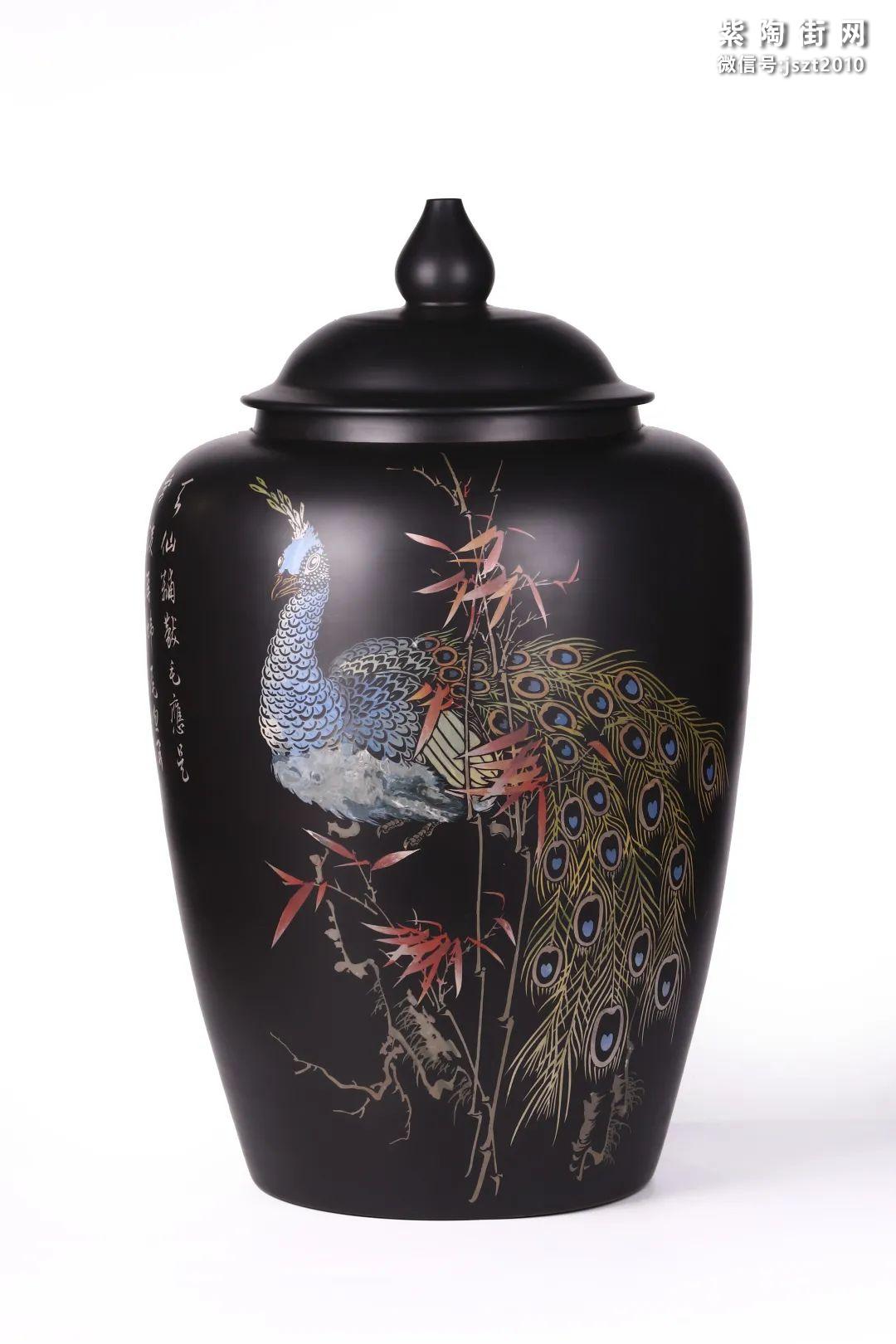 建水紫陶精品茶缸雅赏插图8