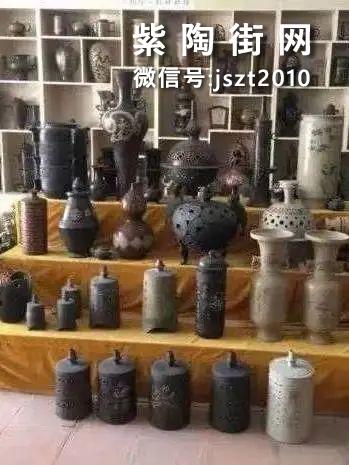建水蒋家才紫陶插图2
