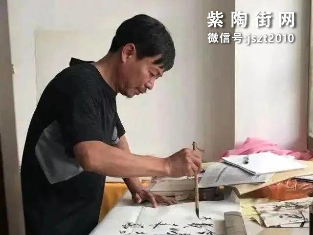 建水蒋家才紫陶插图12