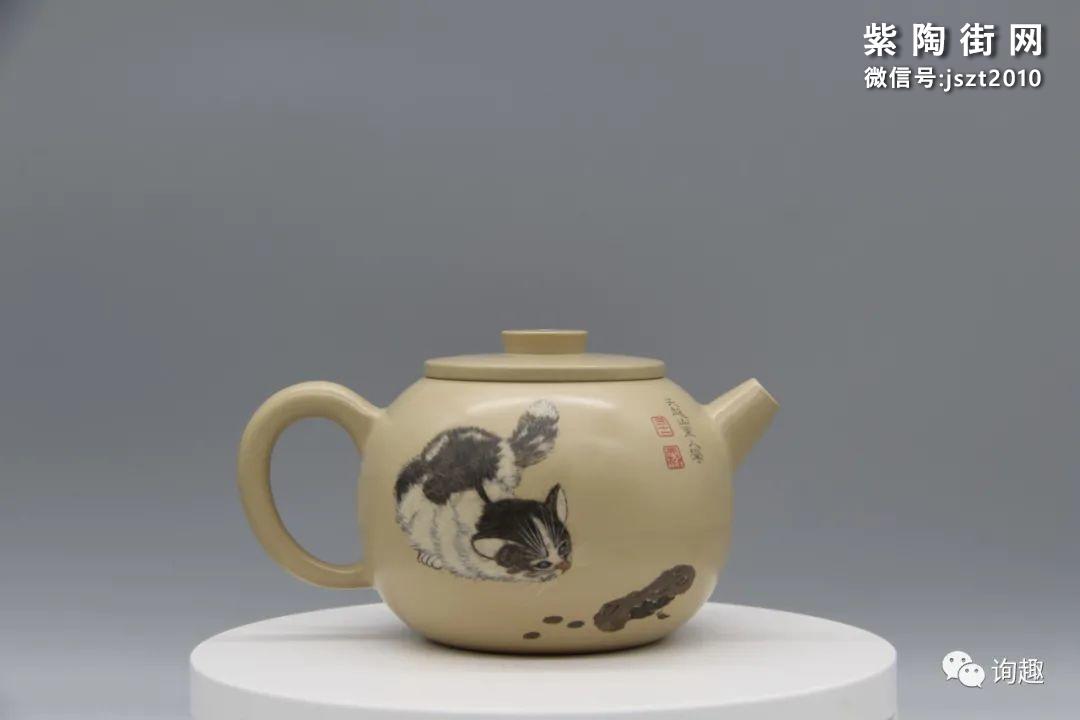 建水紫陶——精品鉴赏  作者:王天龙-紫陶街