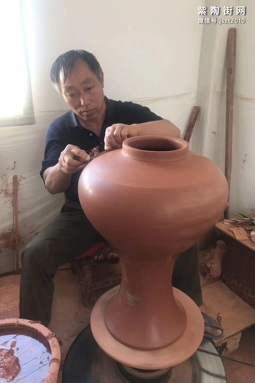建水当代紫陶大师潘朝凯-紫陶街